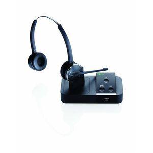 Słuchawki, Jabra Pro 9450 Duo