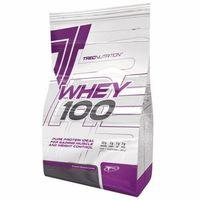 Odżywki białkowe, TREC Whey 100 - 2275g - Cookie