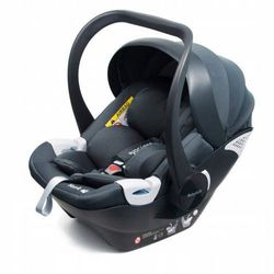 Fotelik BabySafe York I-size 0-13kg - Grey
