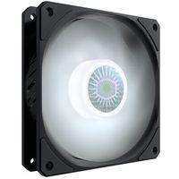 Radiatory i wentylatory, Cooler Master Wentylator do zasilacza/obudowy SickleFlow 120 LED Biały