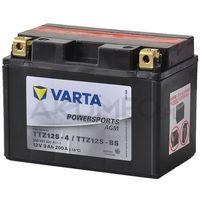 Akumulatory do motocykli, Akumulator VARTA Powersports AGM TTZ12S-BS 12V 9Ah 200A lewy+