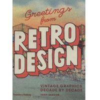 Albumy, Greetings from Retro Design - Wysyłka od 3,99 - porównuj ceny z wysyłką (opr. twarda)