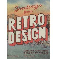 Greetings from Retro Design - Wysyłka od 3,99 - porównuj ceny z wysyłką (opr. twarda)