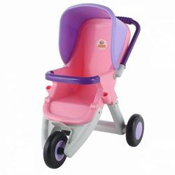 Wózek dla lalek spacerowy 3-kołowy - Polesie Poland