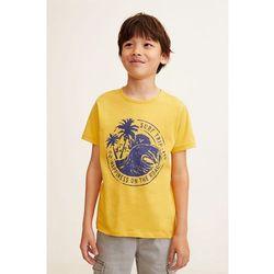 Mango Kids - T-shirt dziecięcy Moncho 110-164 cm