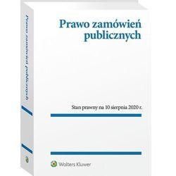Prawo zamówień publicznych w praktyce (opr. broszurowa)