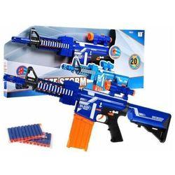 Zabawka: Automatyczny Karabin (replika M16) BLAZE STORM (nap. elektryczny) Na Pociski Piankowe.