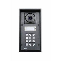 2N Helios IP Force Domofon jednoprzyciskowy, klawiatura, kamera