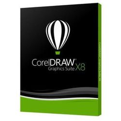 Corel CorelDRAW Graphics Suite X8 Home & Student PL