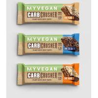 Pozostałe odżywki dla sportowców, Myprotein Vegan Carb Crusher Sample Bundle