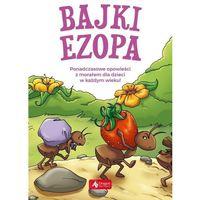 Książki dla dzieci, Bajki Ezopa (opr. twarda)