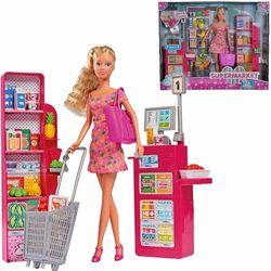 Steffi w supermarkecie