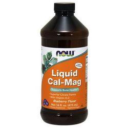 Cal-Mag liquid o smaku borówki amerykańskiej 473 ml