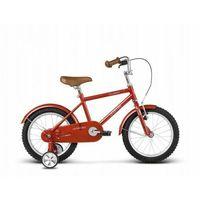"""Rowery dziecięce i młodzieżowe, Le Grand Rower Gilbert 16"""" RED 2020"""