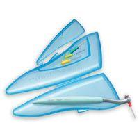 """Szczoteczki do zębów, Curaprox zestaw CPS 457 """"pocket-set"""" (UHS 450 + CPS 06-011)"""