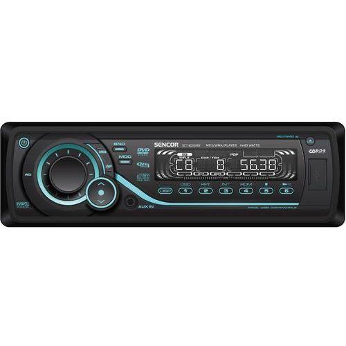 Radioodtwarzacze samochodowe, Radioodtwarzacz SENCOR SCT 4058MR