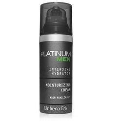 Dr Irena Eris Platinum Men Intensive Hydrator krem nawilżający do twarzy i okolic oczu 50 ml