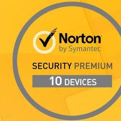 Norton Security Premium 10 PC / 3 Lata