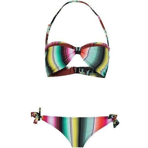 Stroje kąpielowe, strój kąpielowy BENCH - Kite Piece Out Orange (OR044)