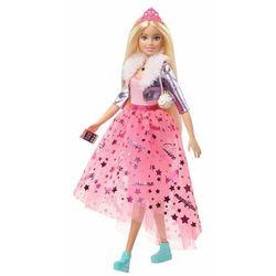 Mattel Barbie Princess Adventure Księżniczka blondynka