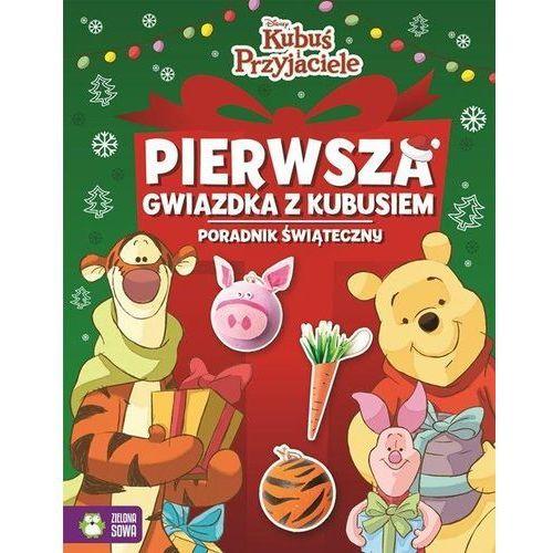 Hobby i poradniki, Pierwsza gwiazdka z Kubusiem. Poradnik świąteczny (opr. twarda)