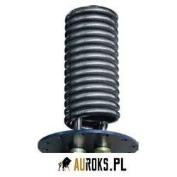 GALMET WĘŻOWNICA MIEDZIANA CYNOWANA 2,3 m2 Z EMALIOWANĄ POKRYWĄ FI = 280 mm ORAZ USZCZELKĄ DO TOWER SLIM / TOWER BIWAL SLIM