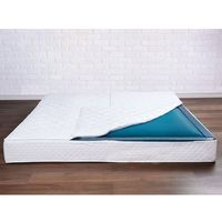 Materace, Materac do łóżka wodnego, Mono, 140x200x20cm, średnie tłumienie