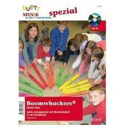 Boomwhackers Musical Tubes, m. Audio-CD Schnelle, Frigga
