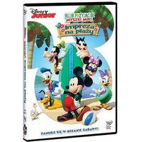 Bajki, Klub Przyjaciół Myszki Miki. Impreza na plaży (DVD) - Galapagos