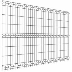 Panel ogrodzeniowy VERA 153 x 250 cm czarny WIŚNIOWSKI