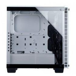 Corsair %Crystal Series 460X RGB Compact ATX Mid-Tower, WHITE