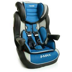 Fotelik samochodowy 9-36 kg Nania I-max LX ISOFIX Agora Petrole