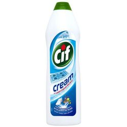 CIF Mleczko do czyszczenia CREAM 700ml, biały