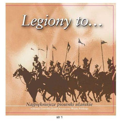 Muzyka religijna, Legiony to... - CD