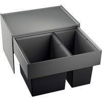 Sortowniki do śmieci, Blanco SELECT 60/2 518723 - produkt w magazynie - szybka wysyłka!