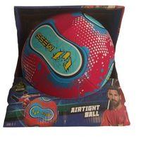 Piłki dla dzieci, Piłka neoprenowa intensywny trening czerwona Messi