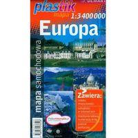 Mapy i atlasy turystyczne, Europa. Mapa samochodowa. 1:3 400 000 - Praca zbiorowa (opr. miękka)