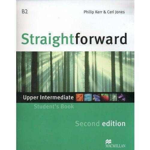 Książki do nauki języka, Straightforward Upper Intermediate, Second Edition, Student's Book (podręcznik) (opr. miękka)
