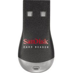 SANDISK CZYTNIK KART MOBILEMATE USB 2.0 - SDDR-121-G35- Zamów do 16:00, wysyłka kurierem tego samego dnia!