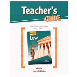 Law. Career Paths. Teacher's Guide (opr. miękka)