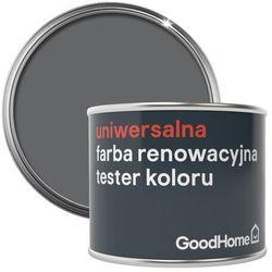 Tester farby renowacyjnej uniwersalnej GoodHome princeton satyna 0,07 l