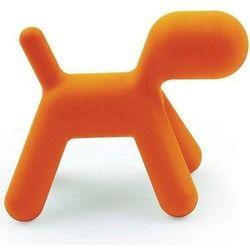 Krzesełko puppy m pomarańczowe
