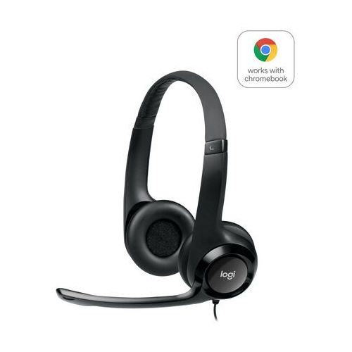 Słuchawki, Logitech H390