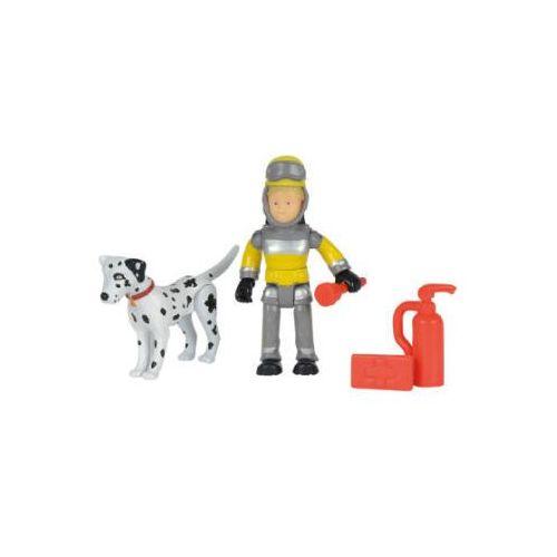 Figurki i postacie, Simba Strażak Sam - Sam i zwierzątko ratunkowe