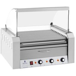 Grill rolkowy Royal Catering RCHG-11WO