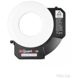 Quantuum Quadralite Rx400 Ringflash lampa pierścieniowa