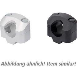 SW-MoTech Handlebar clamps 22 on 28 mm handlebar black XT 660 R/X 50180540020