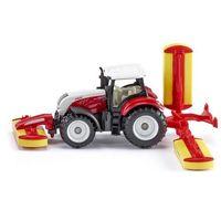 Jeżdżące dla dzieci, Traktor steyr z kosiarką