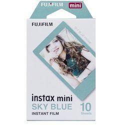 Fujifilm Instax Mini niebieska ramka 10 szt. - produkt w magazynie - szybka wysyłka!