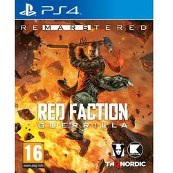 Red Faction Guerrilla Remarstered (PS4)